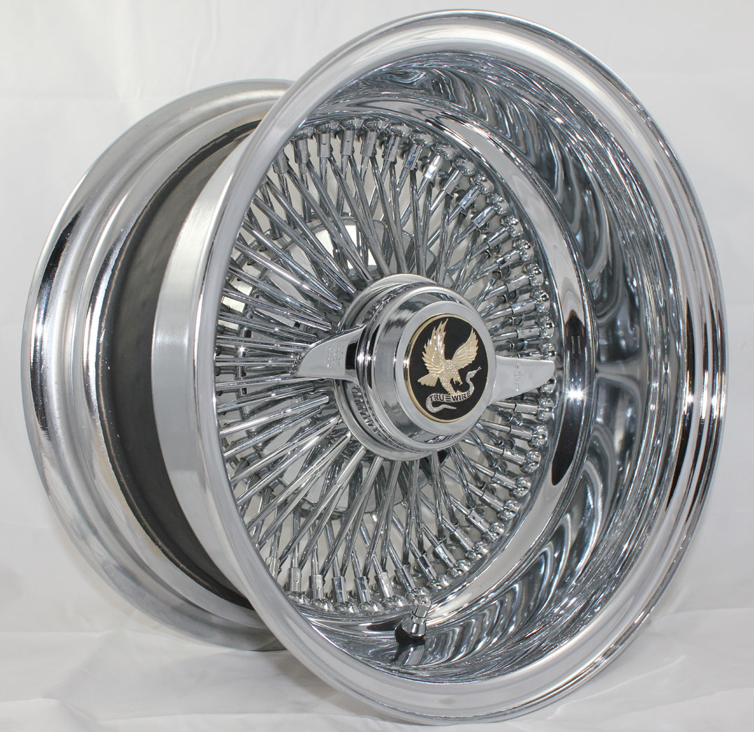 Lowrider Wire Wheels | Truespoke