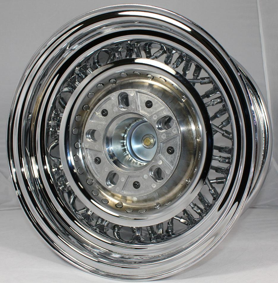 Truespoke 13 X 7 Reverse Wire Wheels Truspoke Tru Spoke