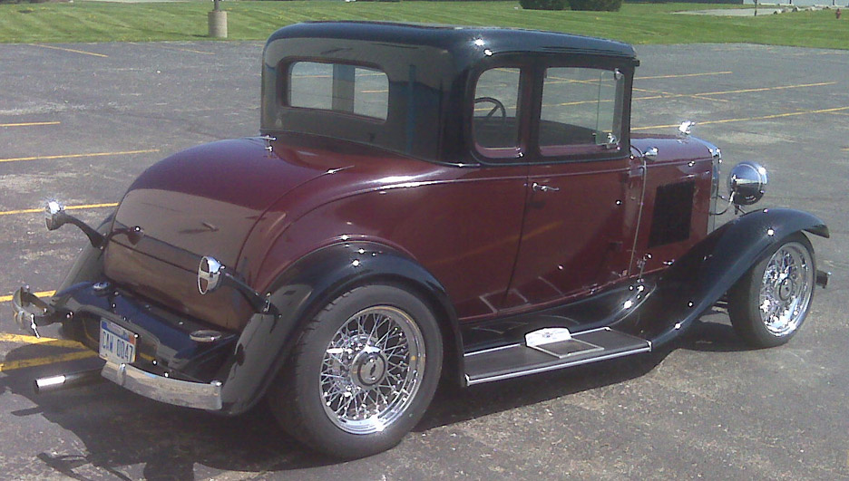 chrome hot rod wire wheels raw f mr darrel copeman of byron michigan chose us to build his 18 inch wire wheels for his outstanding 1931 chevrolet the wheels are 18 x 8 and 18 x 5 5