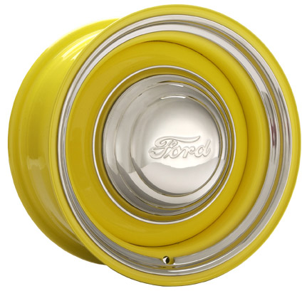 Hot Rod Steel Wheels Smoothie Oem Artillery Gennie