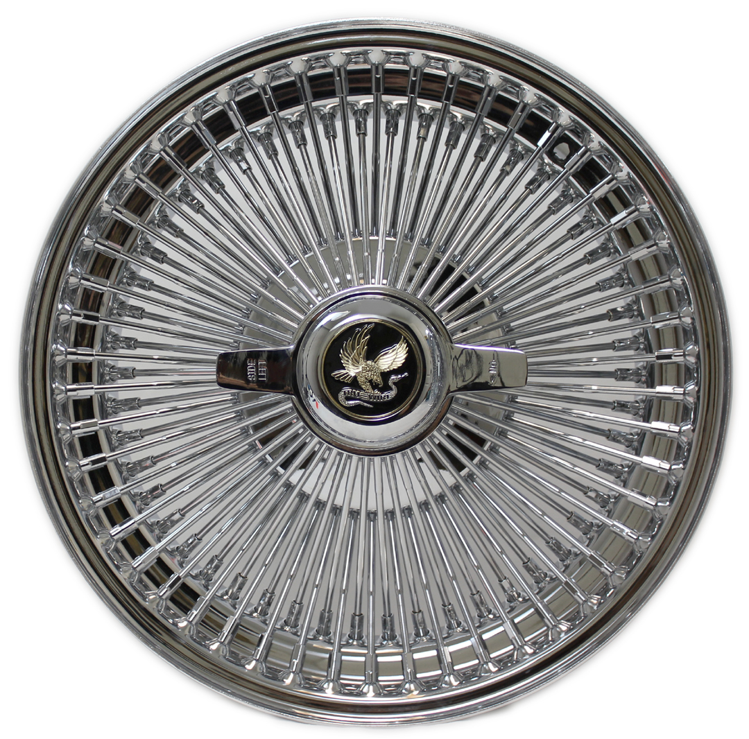 Wire Wheels: Wire Wheels That Stick Out