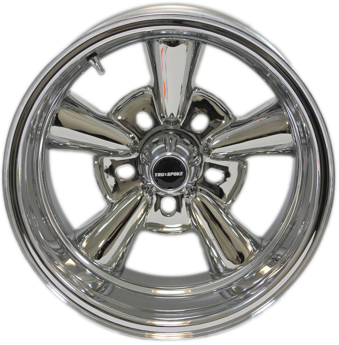 Astro Custom Supreme Chrome Wheel.
