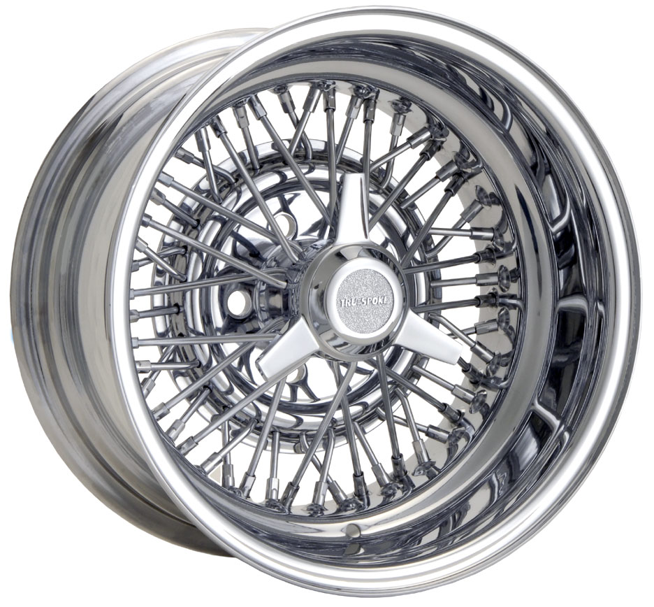 Wire Wheels: Spoke Wire Wheels Rims Chrome With Tires